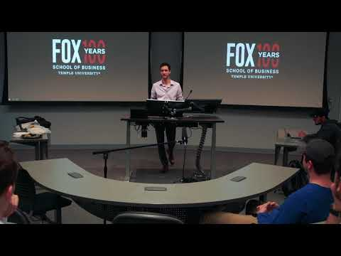 Fox School Of Business - Wholesaling Roller Coaster