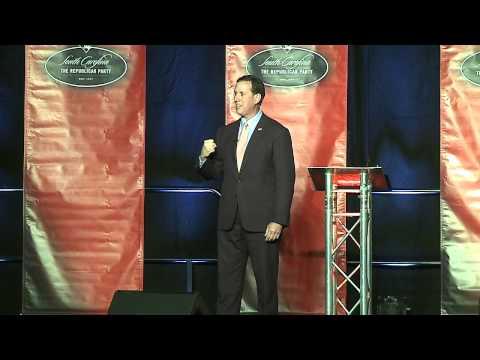 Senator Rick Santorum SCGOP Silver Elephant 2015