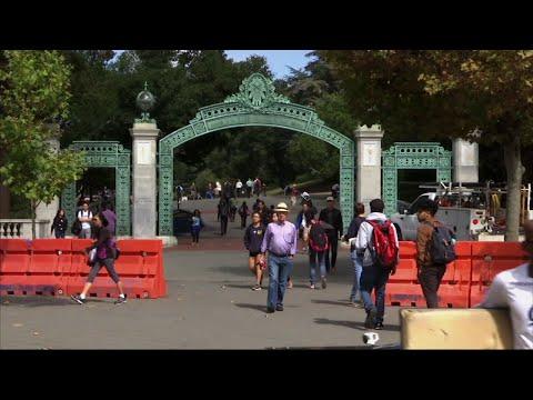 Berkeley Boosts Security Ahead of Campus Speech