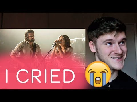 SHALLOW LADY GAGA BRADLEY COOPER REACTION (I CRIED) | A Star Is Born