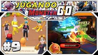 ♦️ MonsterGO ♦️ #9 ▪️ Act 5 al Completo , Guerra de Guilds , Elite Dungeon y ¡MAS!  ▪️