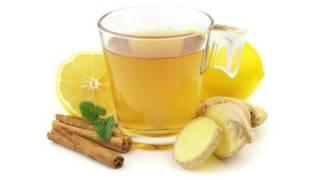 Чай с имбирем для похудения  Самые вкусные рецепты