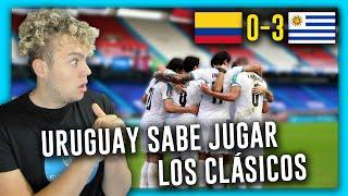 🇦🇷😱 ARGENTINO NO lo PUEDE CREER 🇨🇴 COLOMBIA vs URUGUAY 🇺🇾 0-3 🏆 ELIMINATORIAS QATAR 2022