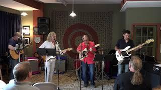 Steve,Nic,Bill,Bob,John Performing Going Back To Louisianna Main Street Music and Art Studio