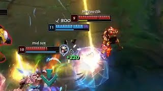 This is how you counter an insec