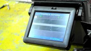 Сварка оптоволокна(, 2011-08-13T04:42:59.000Z)