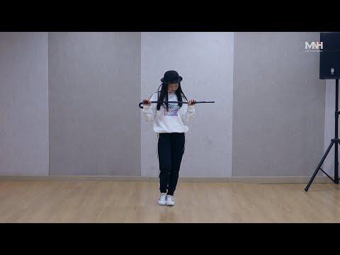 Produce 48 MNH 이하은 1분 PR 연습 영상