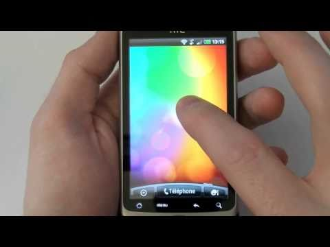 Test du HTC Desire Z - par Test-Mobile.fr