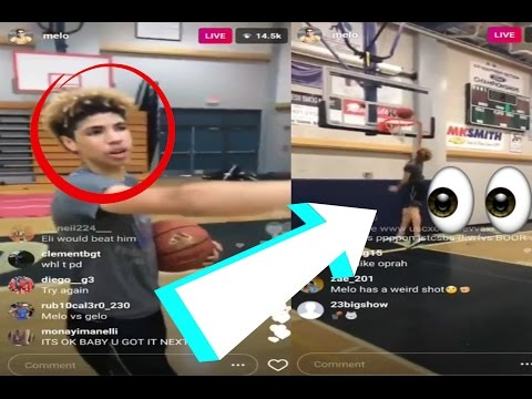 LaMelo Ball CAN'T DUNK?! :: LaMelo Ball Funny AAU Moments 2017!