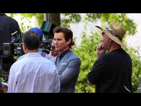 White Collar 06272014 Behind the s