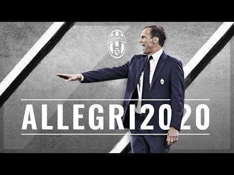 Allegri renews Juventus contract until 2020