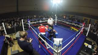 Ultra White Collar Boxing | Middlesbrough | Ring 2 | Sue De Badgecoe VS Gemma Hansell