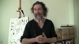 Dans l'atelier de Christian Rossi
