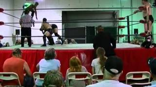 Elements Of Wrestling vs Brian Rivers & Casey Kage
