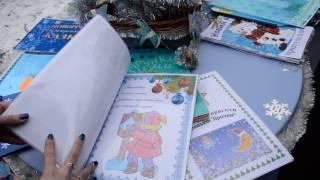 Выставка книг сделанных своими руками Библиотека Деда Мороза