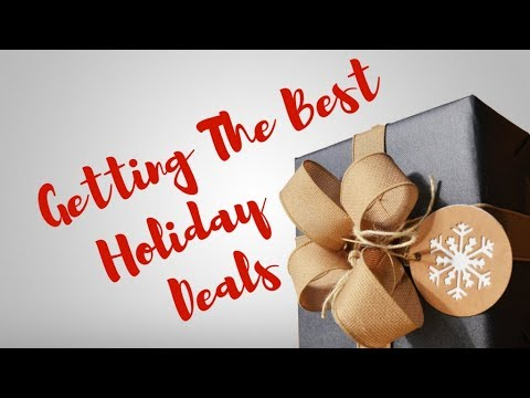 Getting the Best Holiday Deals + Live Q&A
