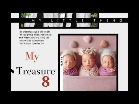 MY TREASURE 8