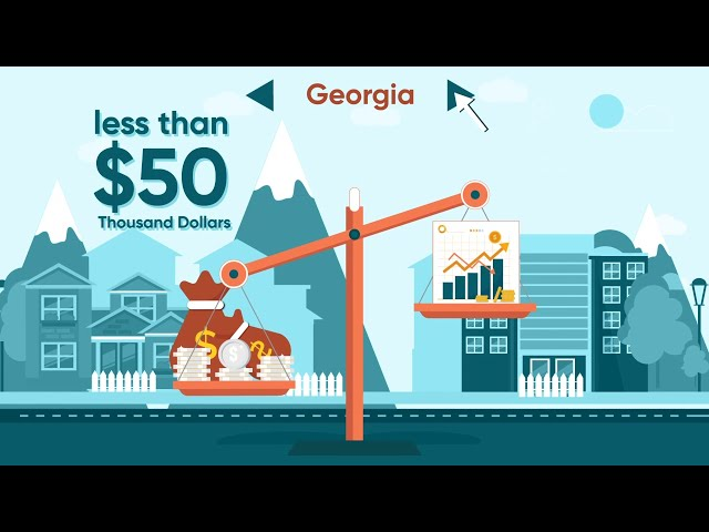Blue Neighbors - Flipping Georgia Blue 2020/2021