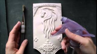 Pottery Lesson - Two Minute Tutorial: Making a Good Mould