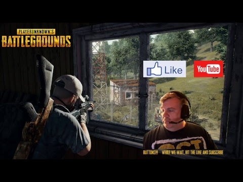 The search for the elusive Chicken Dinner DB Gaming Streaming PUBG!!!!!!!