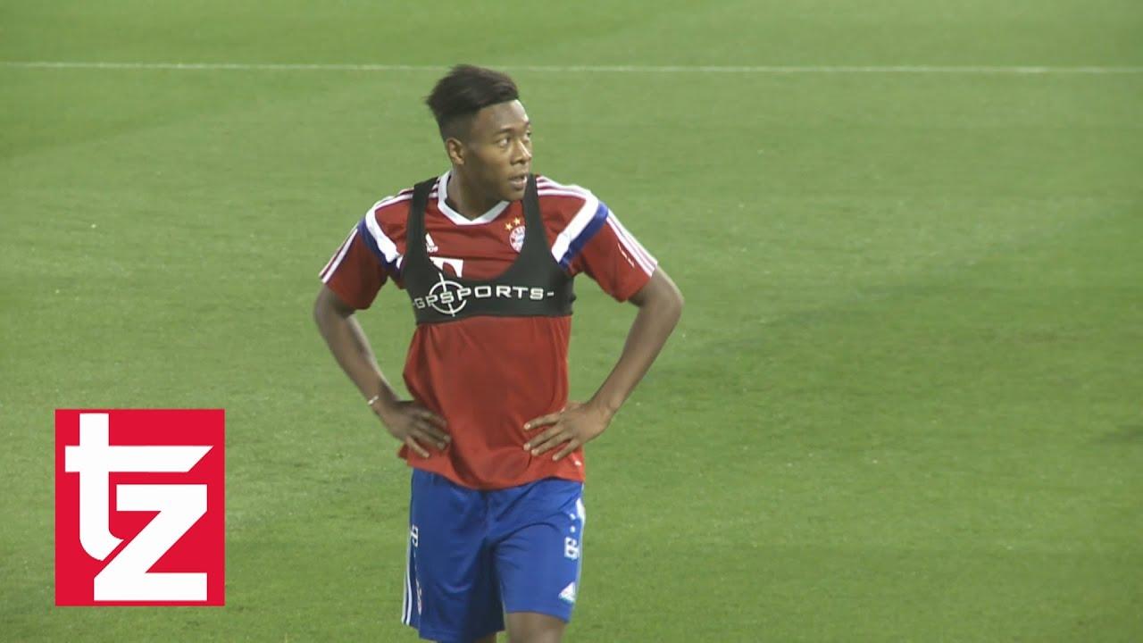 David Alaba Schluss mit den Real Gerüchten Bekenntnis zum FC