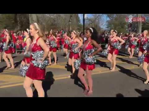 Sights and Sounds from the University of Alabama's National Championship Celebration.