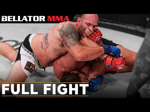 Full Fight | Timothy Johnson vs. Matt Mitrione | Bellator 243