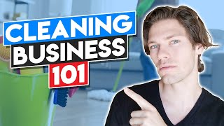 How To Start a Cleaning Business | Step By Step Guide 2020