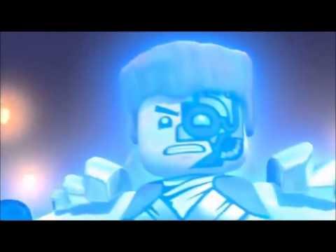 Lego Ninjago Zane Titanium