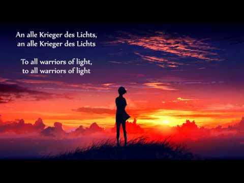 Nightcore - Krieger des Lichts (Lyrics + Translation)