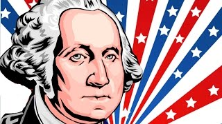 George Washington America's President Biography for Kids live pictures in my book STORIES