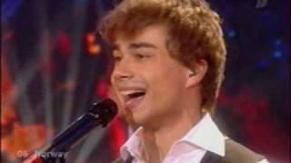 Winner of Eurovision 2009 Alexander Rybak - Fairytale from Norway