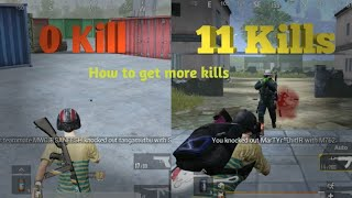 How to get more kill😍in PUBG mobile| pro tips | PUBG exe. | PUBG mobile