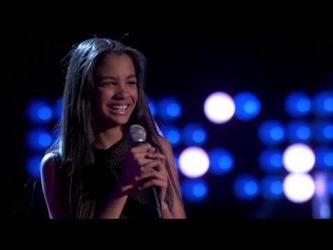 La Voz Kids  Wildania Aquino canta 'Respect' en La Voz Kids