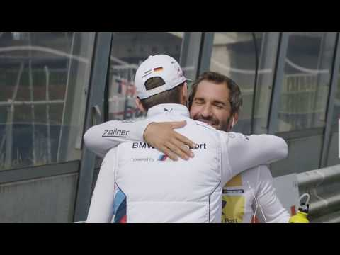Four wins and countless magic moments - BMW Motorsport.