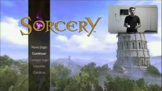 Sorcery PS3 & PSMove - Meu Primeiro Contato (pt BR)