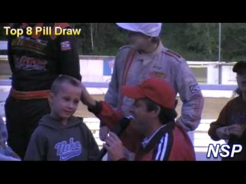 8-15-09 Ascs Nw Region Top 8 Re-Draw Coos Bay Speedway