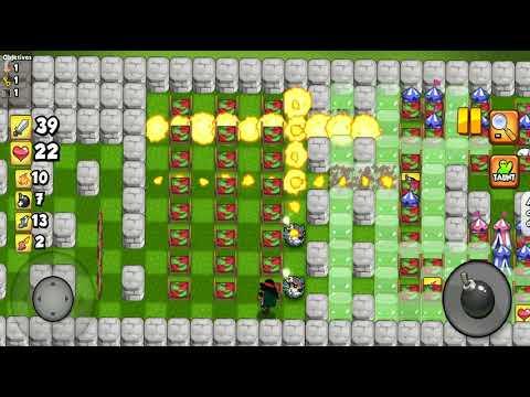 Bomber Friends - Single Player Level 377 ✔️