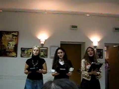 Natasha, Aliyah, and Olga: 3 Sarit Chadads