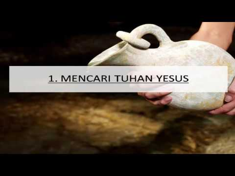 Jesus and Mary Magdalene - Ps.Irwan Alexander - New Life Church Indonesia