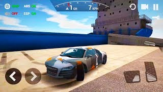 Ultimate Car Driving Simulator 2018 Gameplay | Android Gameplay | Droidnation