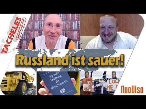 Russland ist sauer! - Tacheles #43