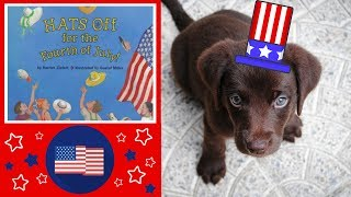 Hats Off for the Fourth of July Book by Harriet Ziefert - Stories for Kids - Children