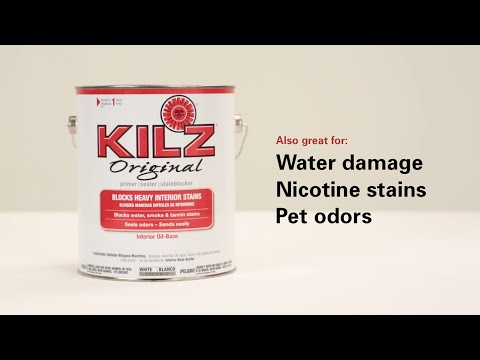 KILZ Original Interior Oil-Based Primer