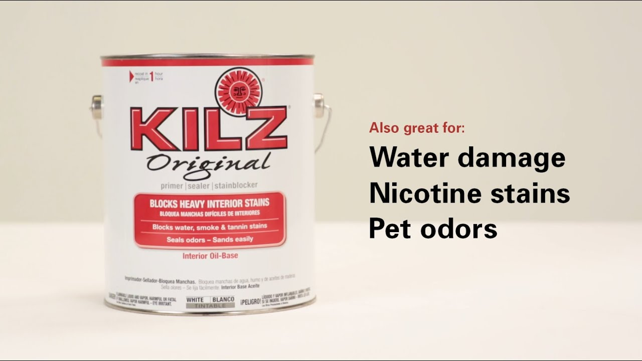 Kilz Original Interior Oil Based Primer