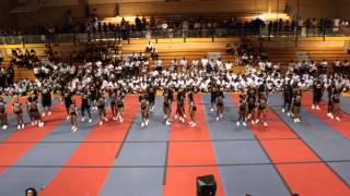 """Grambling St.Cheerleaders feat"" Orchesis "" Pep Rally 2015"""