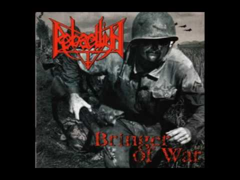 REBAELLIUN - Bringer of war