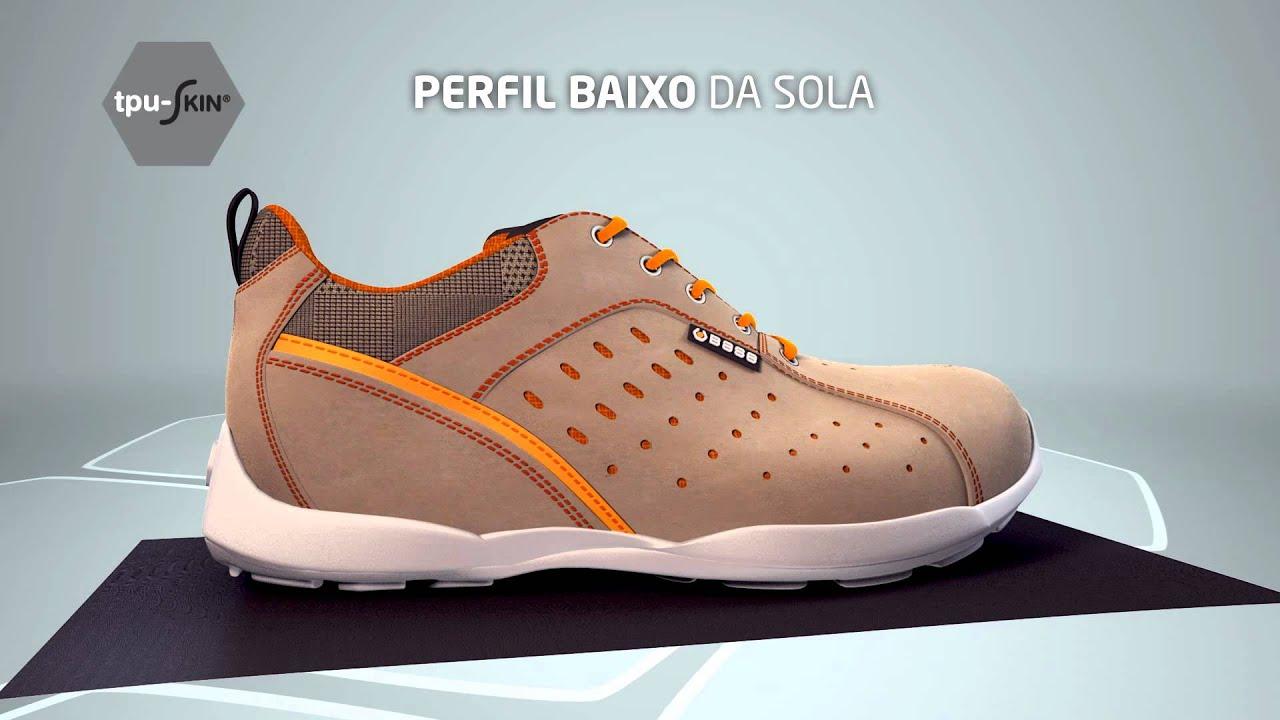 003b0fb68ef Base Protection - Com segurança o calçado mais cómodo portugues ...