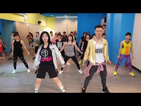 Zumba Fitness with JOE x JENNY  El Anillo  Jennifer Lopez