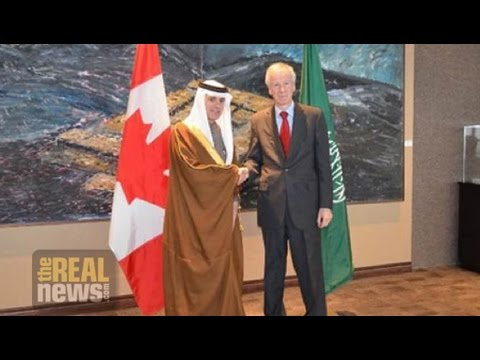 Trudeau Pledge Tracker: Trudeau Ignores Executions and Proceeds with Saudi Arms Deal